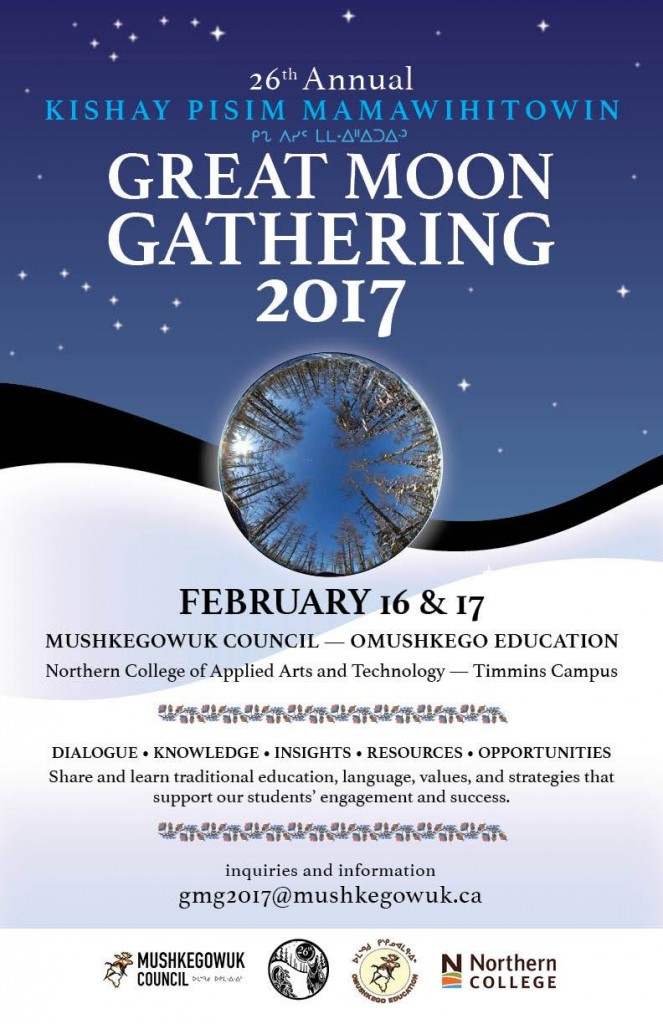 Great Moon Gathering Back At Northern College Kiss 99 3 Timmins