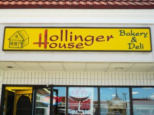 Hollinger House Bakery